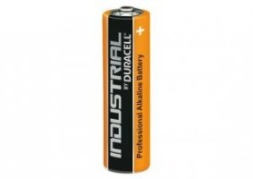 Duracell Industrial Professional Alkaline AA/LR6 patarei MN1500